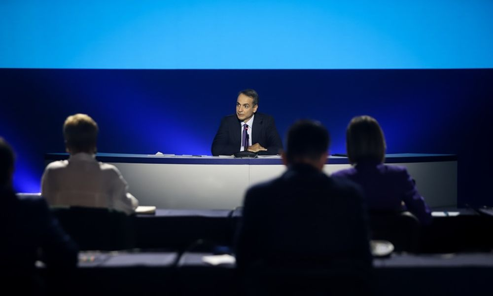 Greece: Mitsotakis presented the planning of his government from Thessaloniki