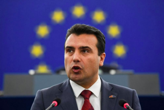 North Macedonia: Zaev to have working lunch with Mitsotakis, will meet with President Sakellaropoulou