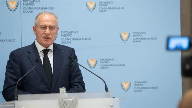 Cyprus: Turkey torpedoes UN Secretary-General's new effort on the Cyprus issue, Government Spokesman says