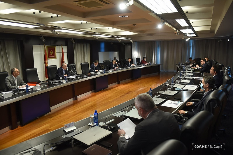 Montenegro: Tightest control over compliance with measures instead of new restrictions