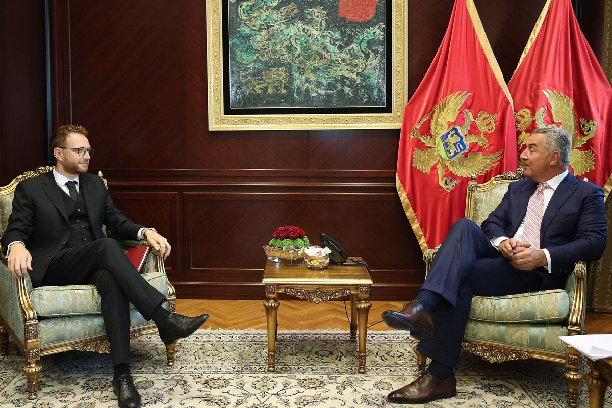 Montenegro: We have shown that we have a democratic capacity, Đukanović says