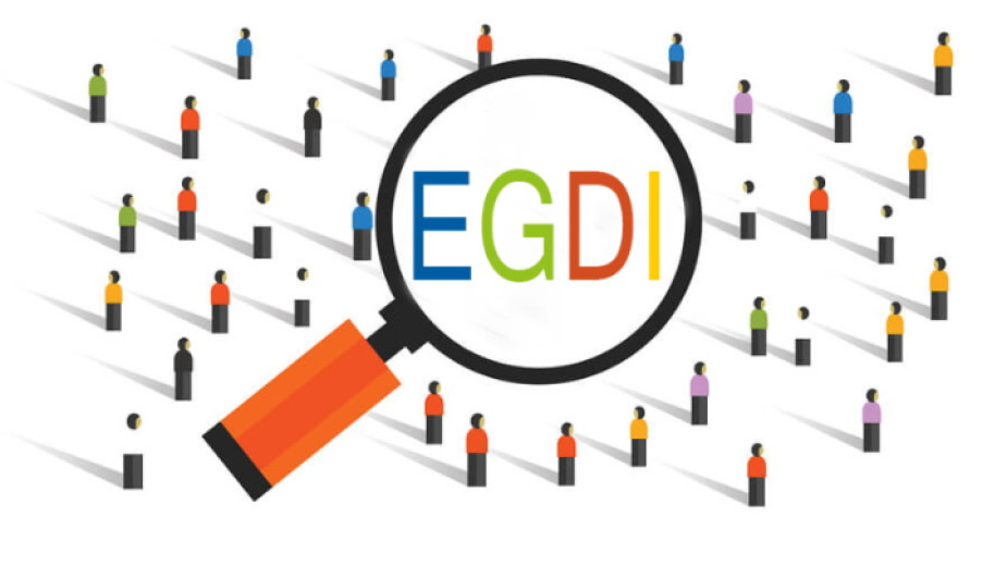 EGDI index ranks Bulgaria in 44th place