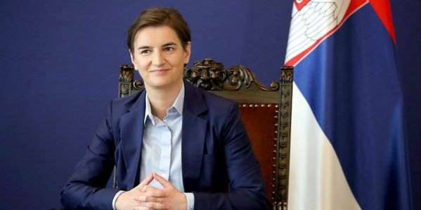 Serbia: Five issues discussed with US delegation, Brnabić says
