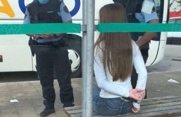 Slovenia: Police comes under fire for the case of a minor who refused to wear a mask
