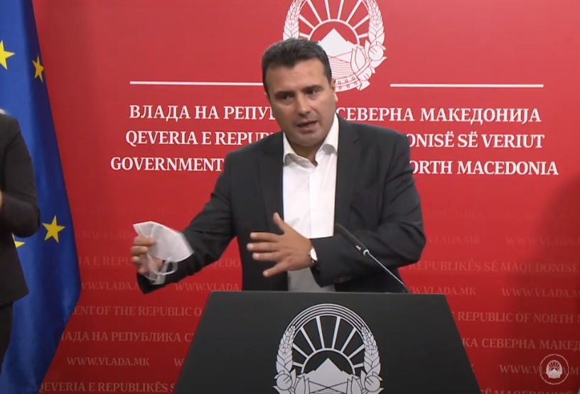Zaev: Goce Delcehv is a Macedonian revolutionary