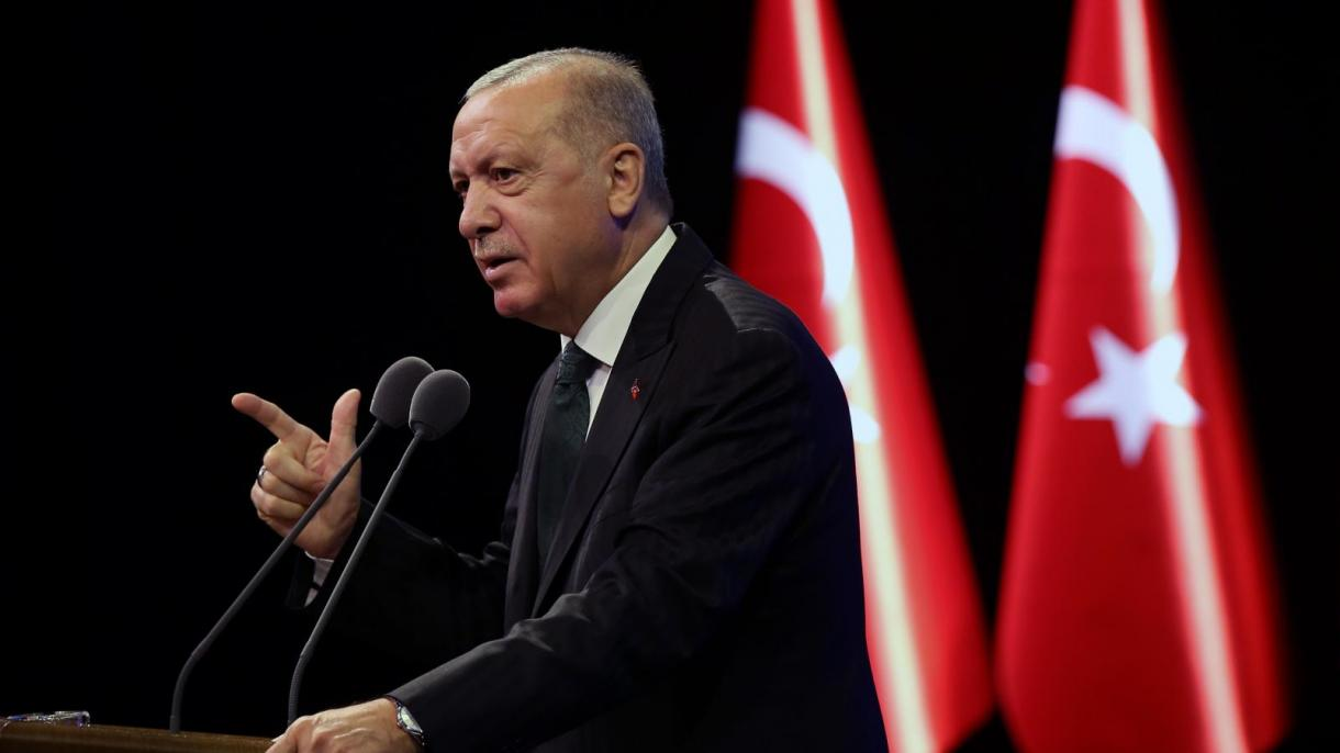 Turkey: We are landlords and not musafirs in the Mediterranean, says Erdogan