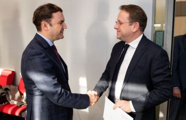 Osmani: Contacts with Bulgaria will intensify