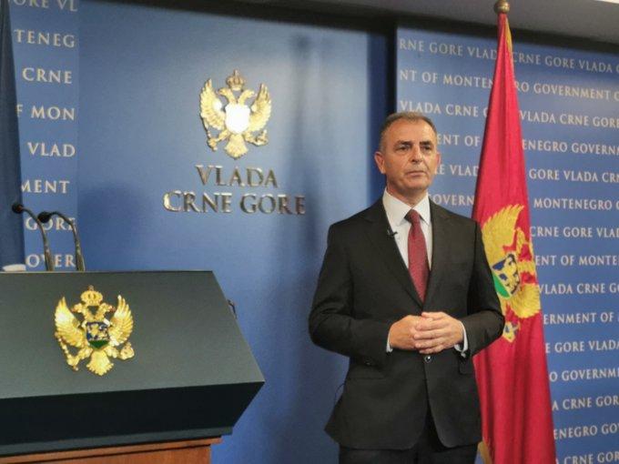 Montenegro procures vaccine against COVID-19