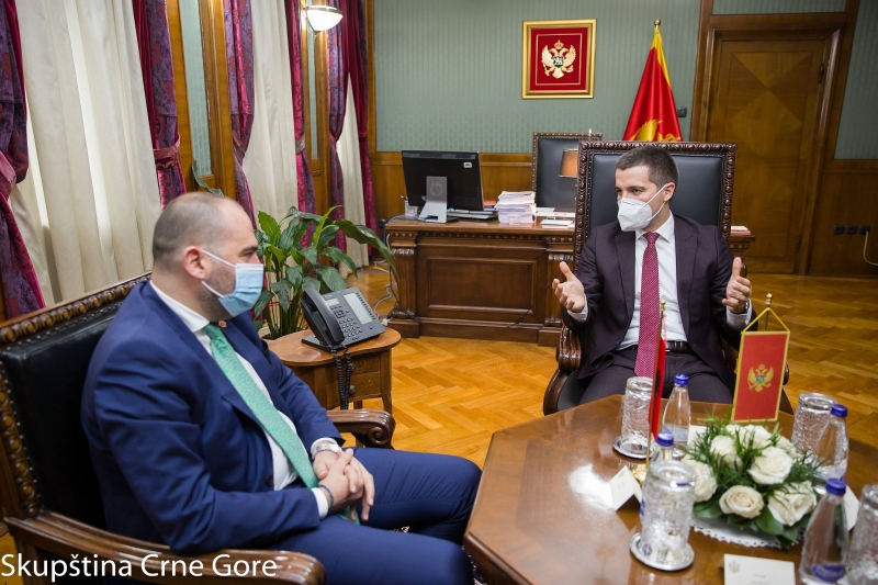 Montenegro: European perspective of the region remains a priority