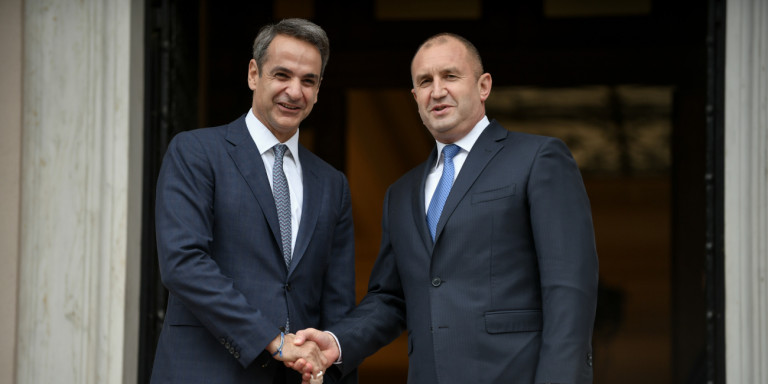Bulgaria: Radev on an official visit to Athens, to meet with Sakellaropoulou, Mitsotakis