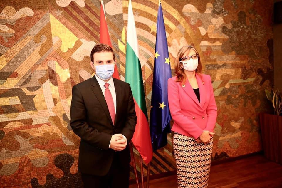 Albania: Cakaj-Zaharieva sign cooperation agreement on environment and water protection