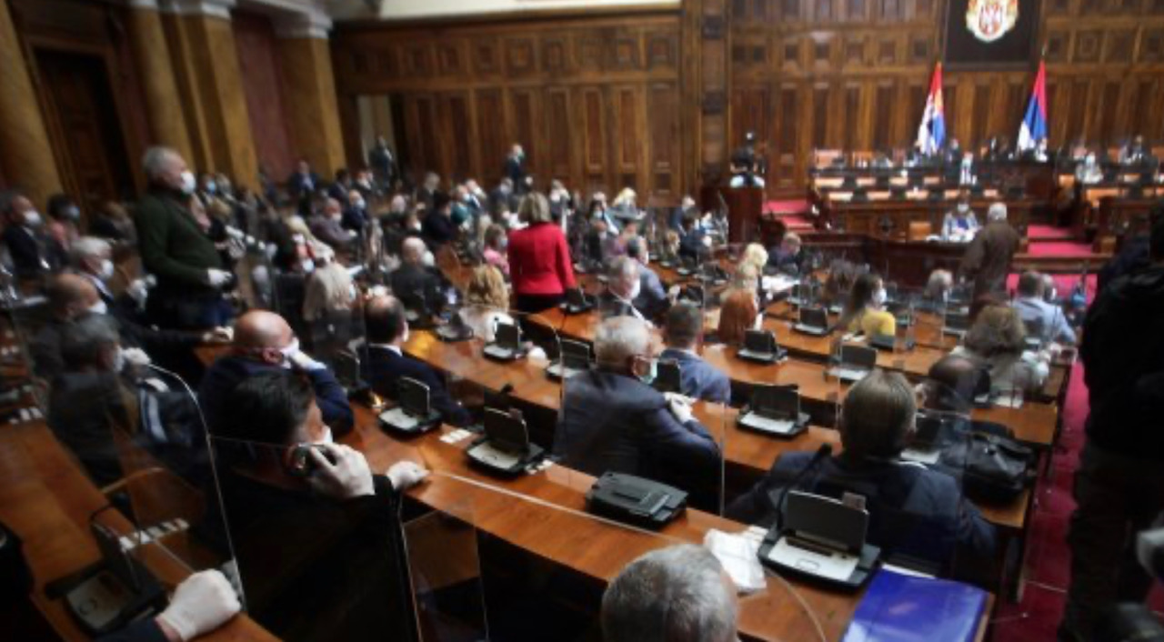 Serbia: Composition of new absolute majority gov't with cooperation of SNS with SPS, JS, SPAS, to be announced on Sunday