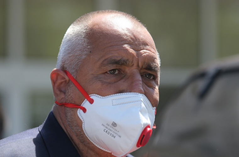 Bulgaria: Borissov announces mandatory use of mask in all open spaces, starting tomorrow