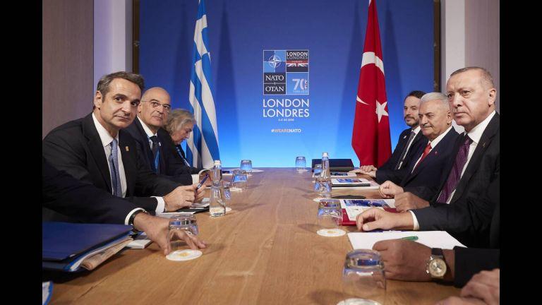 OP/ED: Turkey's delimitation of the Greek-Turkish dialogue