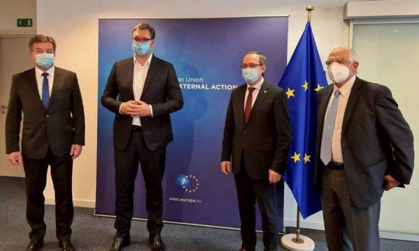 Kosovo: Lajcak's visit for resumption of Belgrade-Pristina dialogue ends up futile