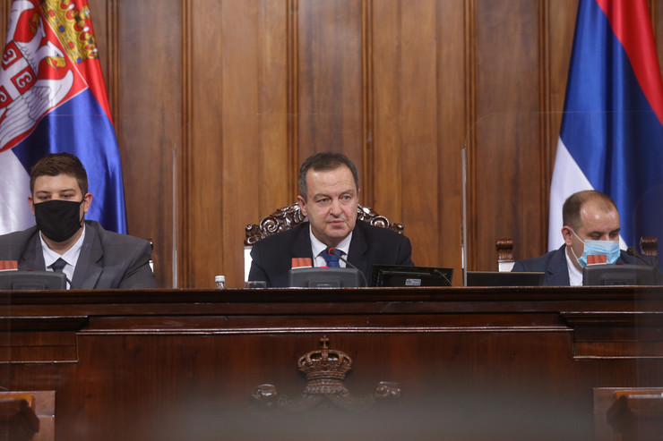 Serbia: Program statements, vote of confidence and swearing in of new government to take place in extraordinary Parliamentary session