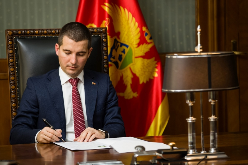 "Montenegro: ""Our country was recognized around the world for its anti-fascism"", says Bečić"
