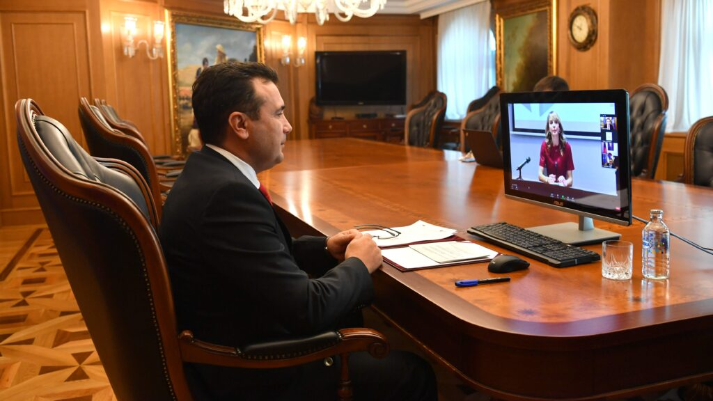 "Zaev: ""The Berlin process unites us around common regional interests"""