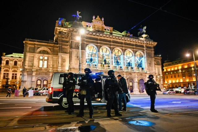 Balkan leaders voice their condemnation and disgust following Vienna terrorist attack