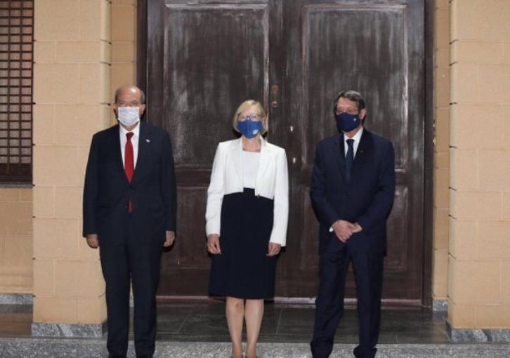 Cyprus: In progress-meeting between Anastasiades and Tatar at Spehar residency