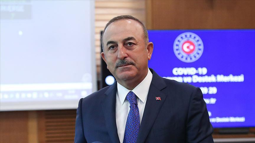 Turkey ready to continue working closely with US administration, says Cavusoglu