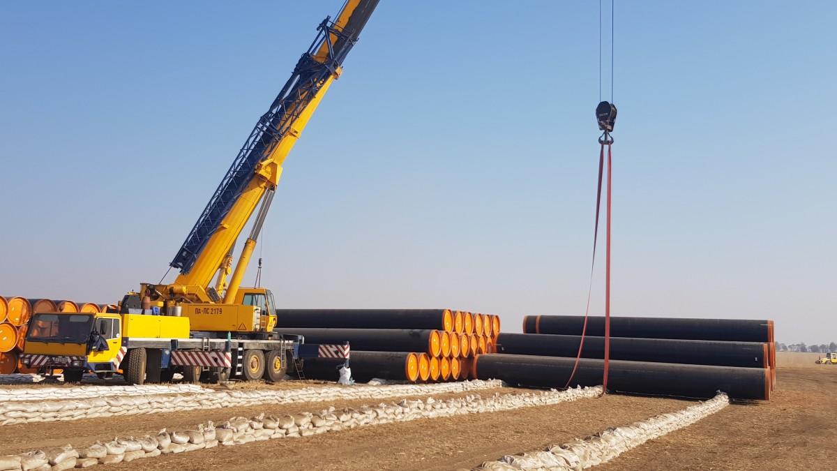Bulgaria: Construction of Balkan Stream has been completed
