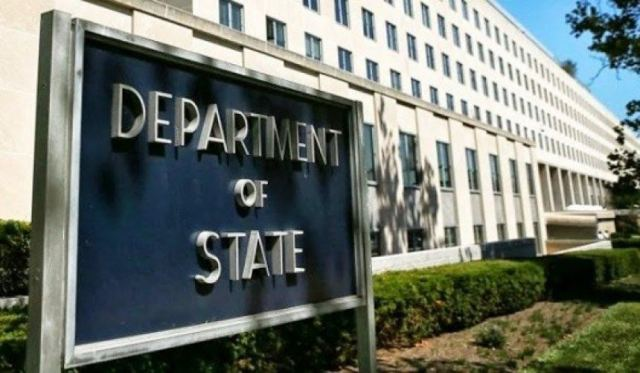 State Department acts like Pontius Pilate, encourages dialogue between Greece-Turkey and the two communities in Cyprus