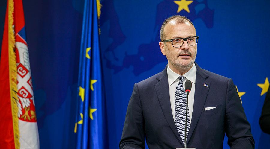 """Fabrizi: EU will fully support the """"Mini Schengen"""" initiative"""