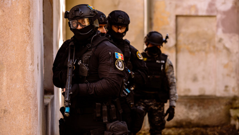 Romania carries out big-scale operation against organized crime