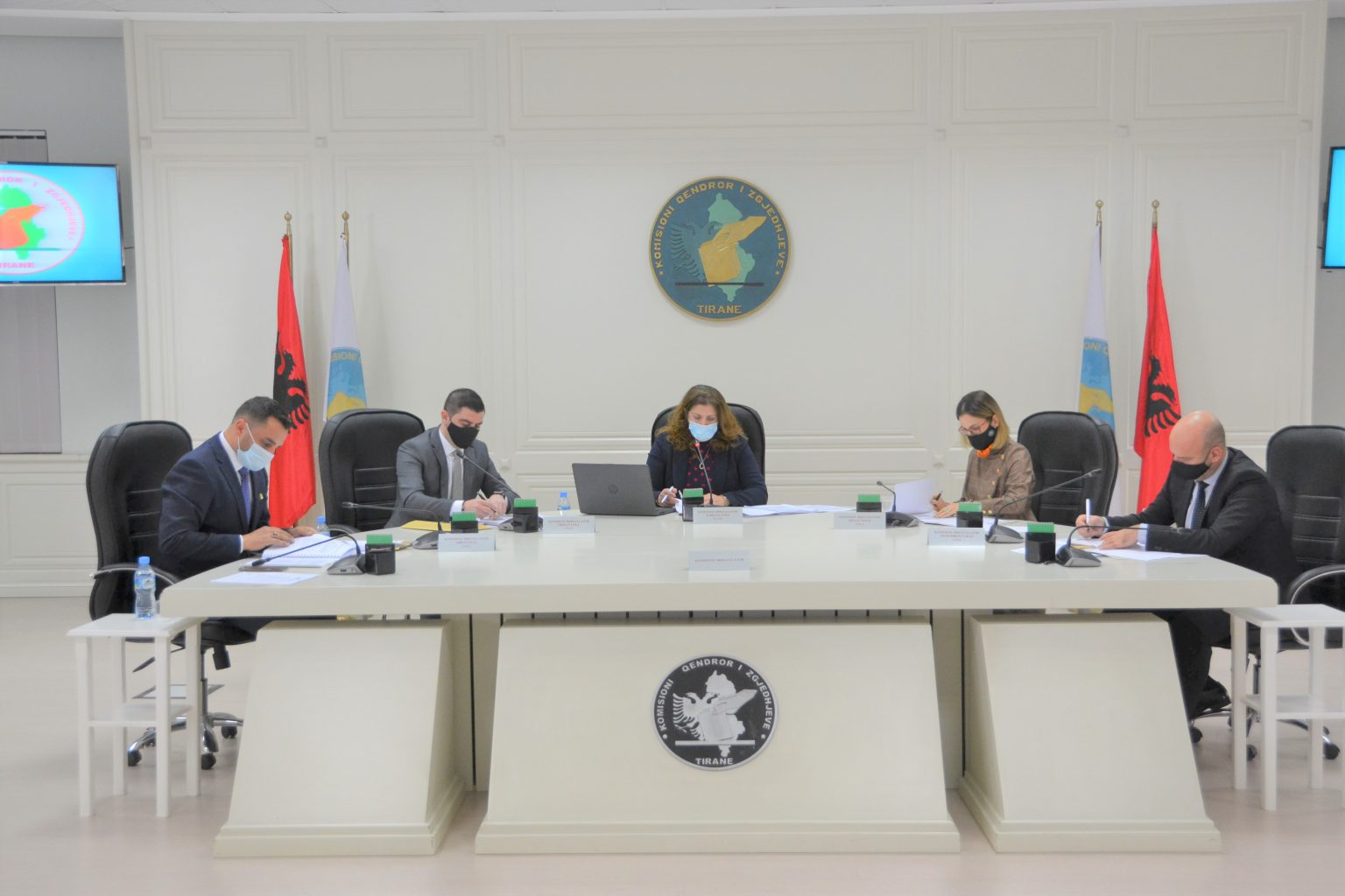 Albania: Regulatory Commission approves electronic voting type for April 25 Elections