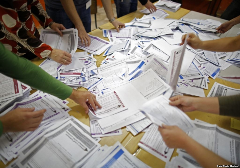 Bosnia and Herzegovina citizens elected new local governments
