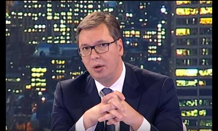 Vučić: We will try to have the vaccine by the end of the year