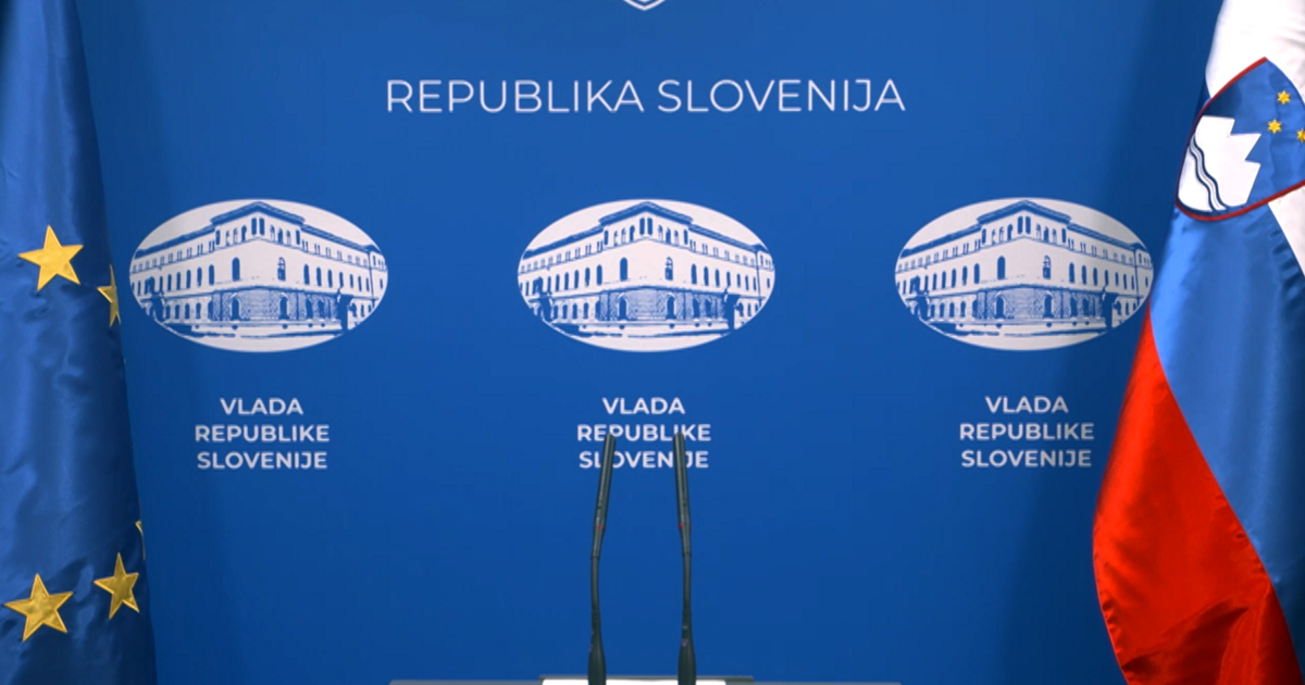 Slovenia: Government extends state of epidemic for 30 days