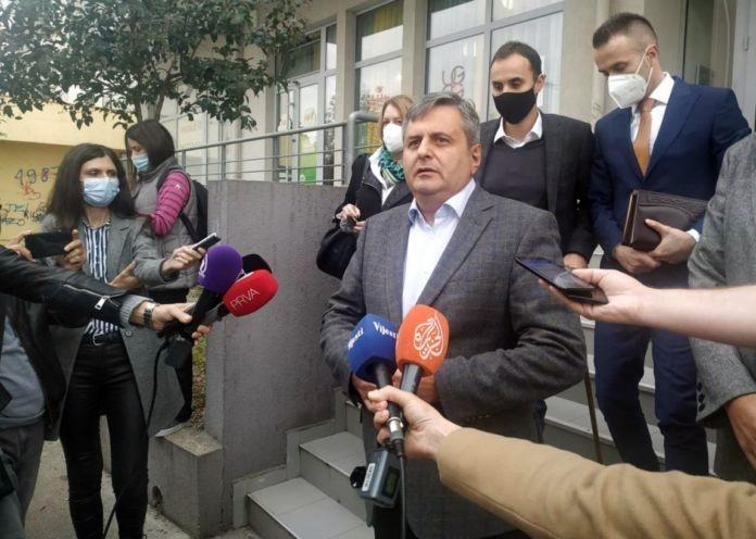 Montenegro: Mandatory DPS membership removed from recruitment process