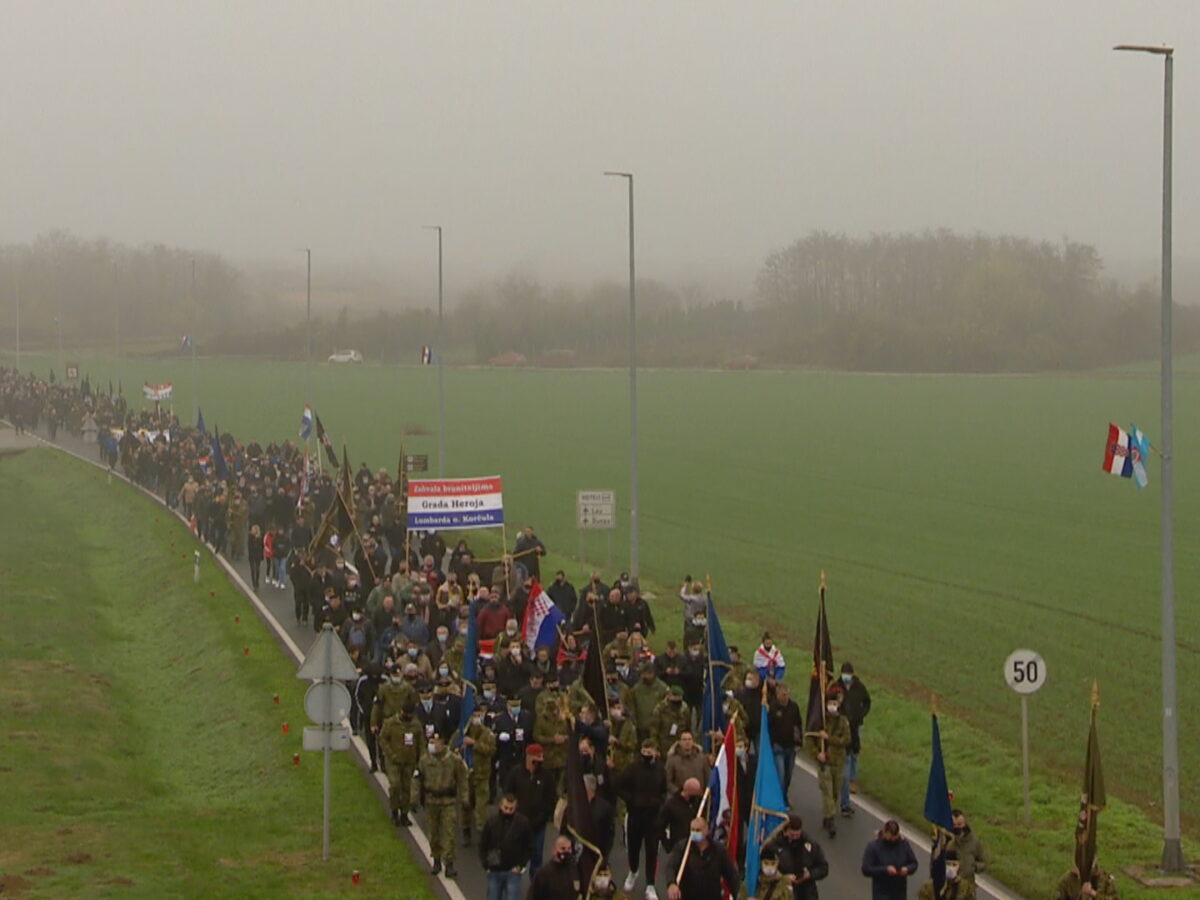 Croatia remembers Vukovar tragedy