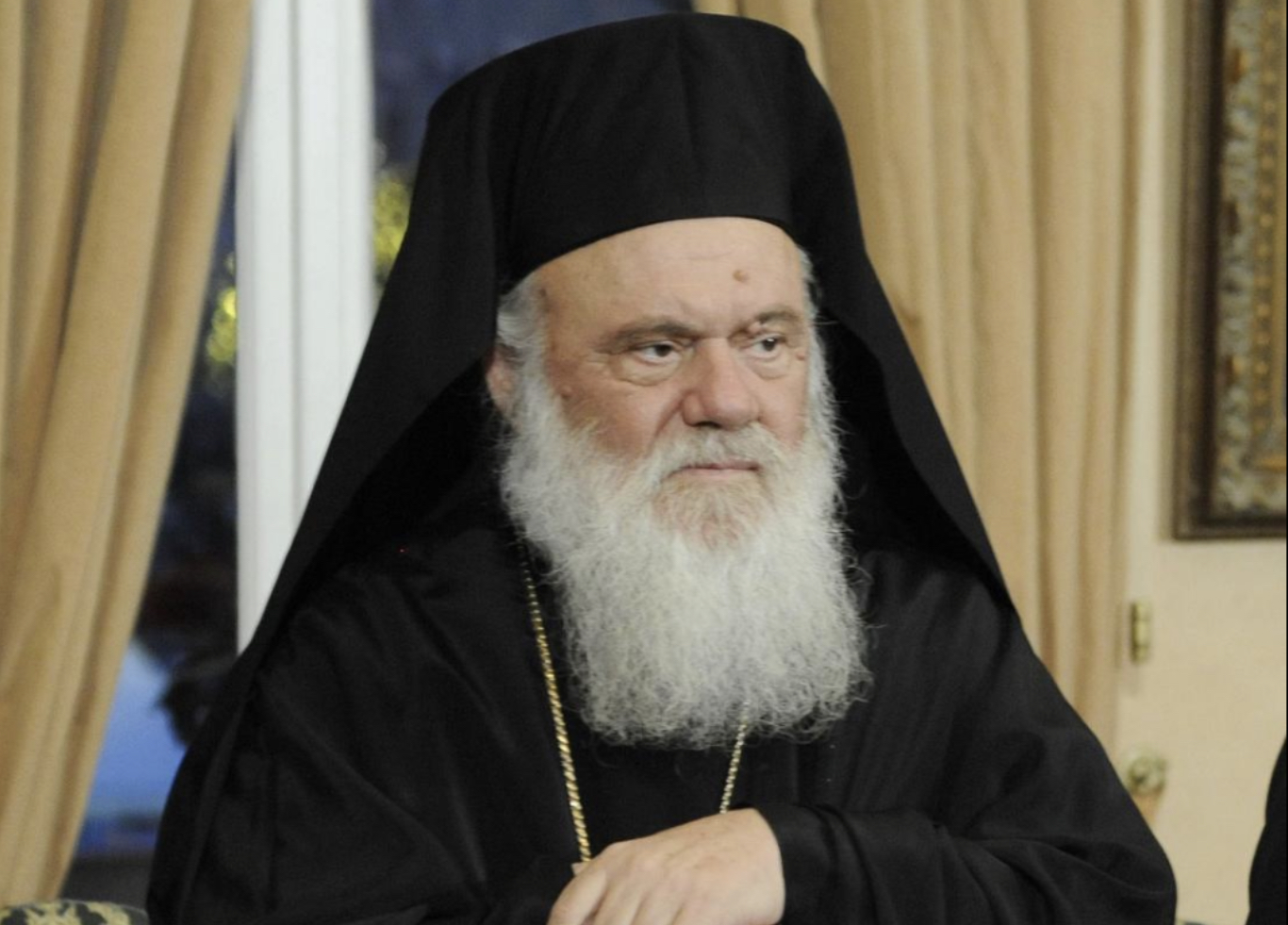 Greece: Archbishop of Athens admitted to the hospital after testing positive for COVID-19