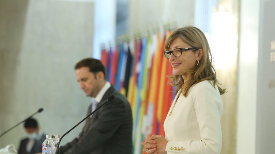 OP/ED: Zaharieva and Karakachanov shackle Bulgaria to history