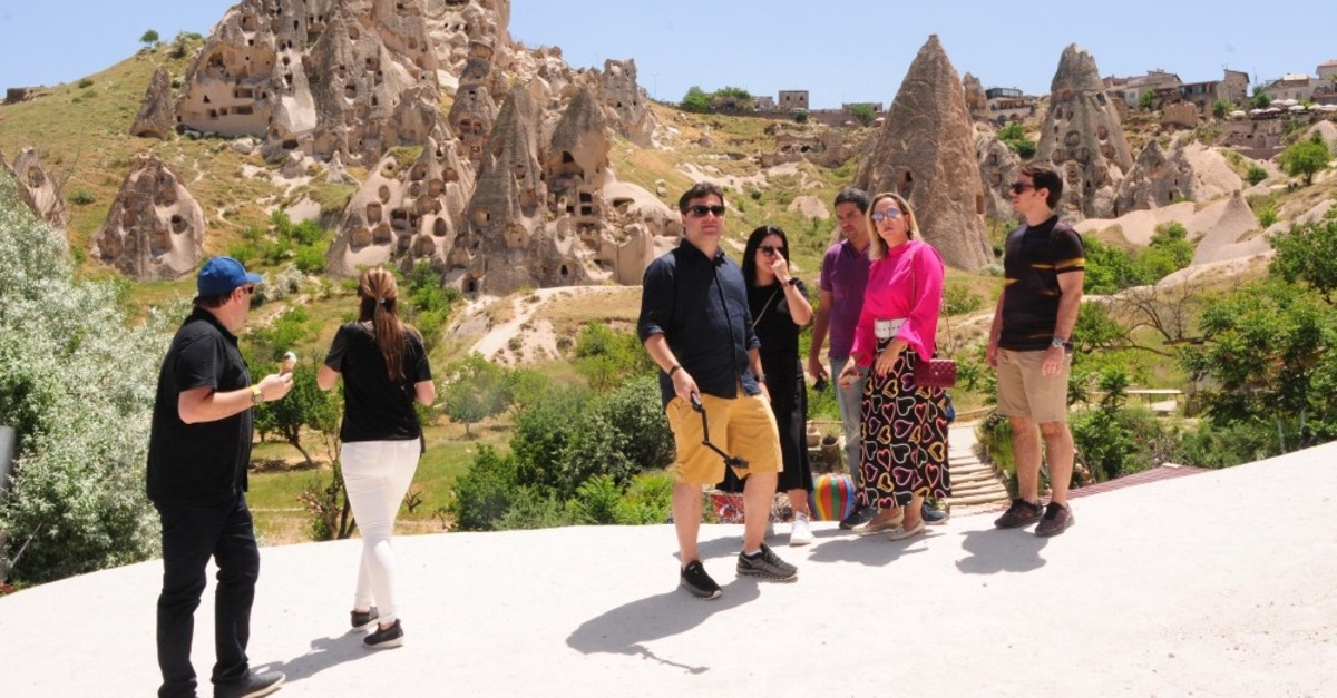 Turkey records 11.2 million foreign tourists in first 10 months of 2020