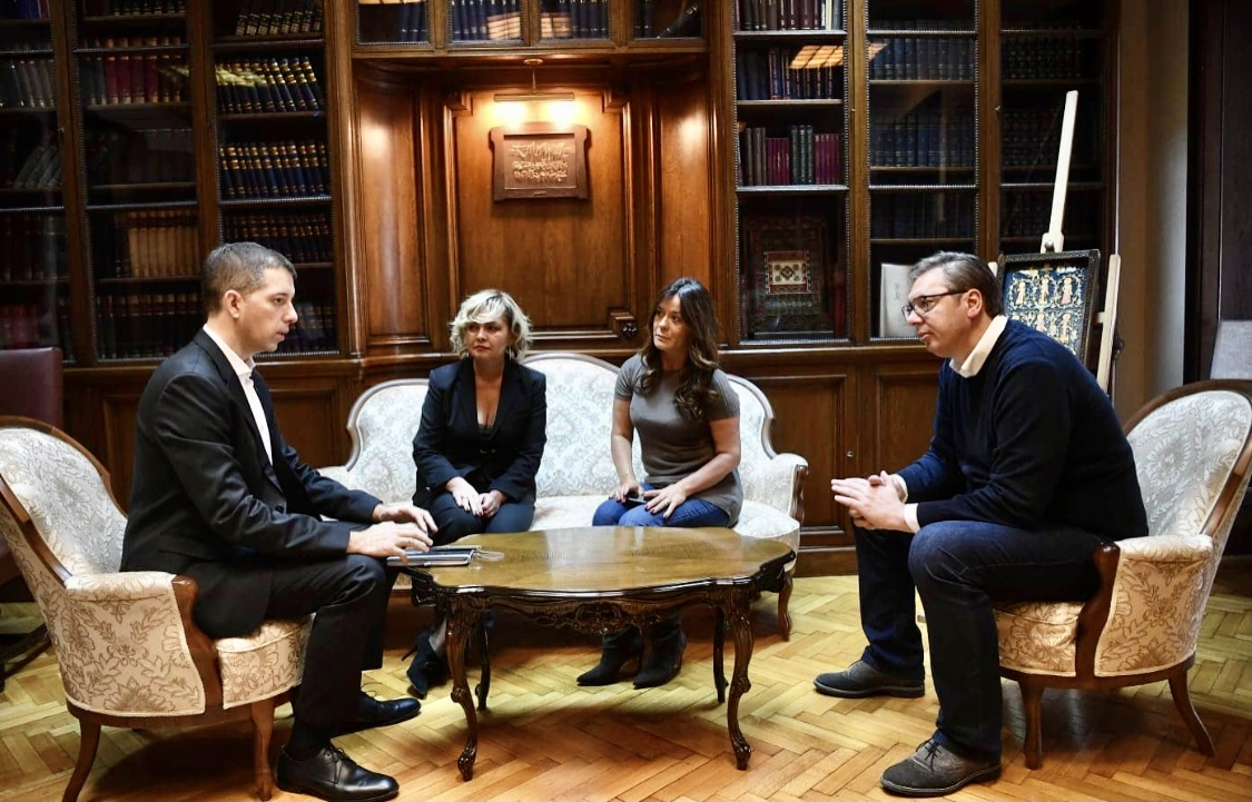Vučić: Đurić will successfully protect Serbia's interests in the US