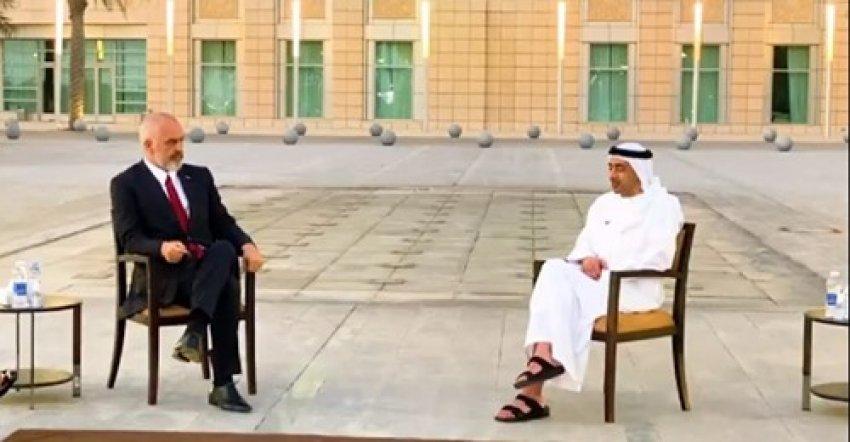Albania: Rama signs two agreements while in Abu Dhabi