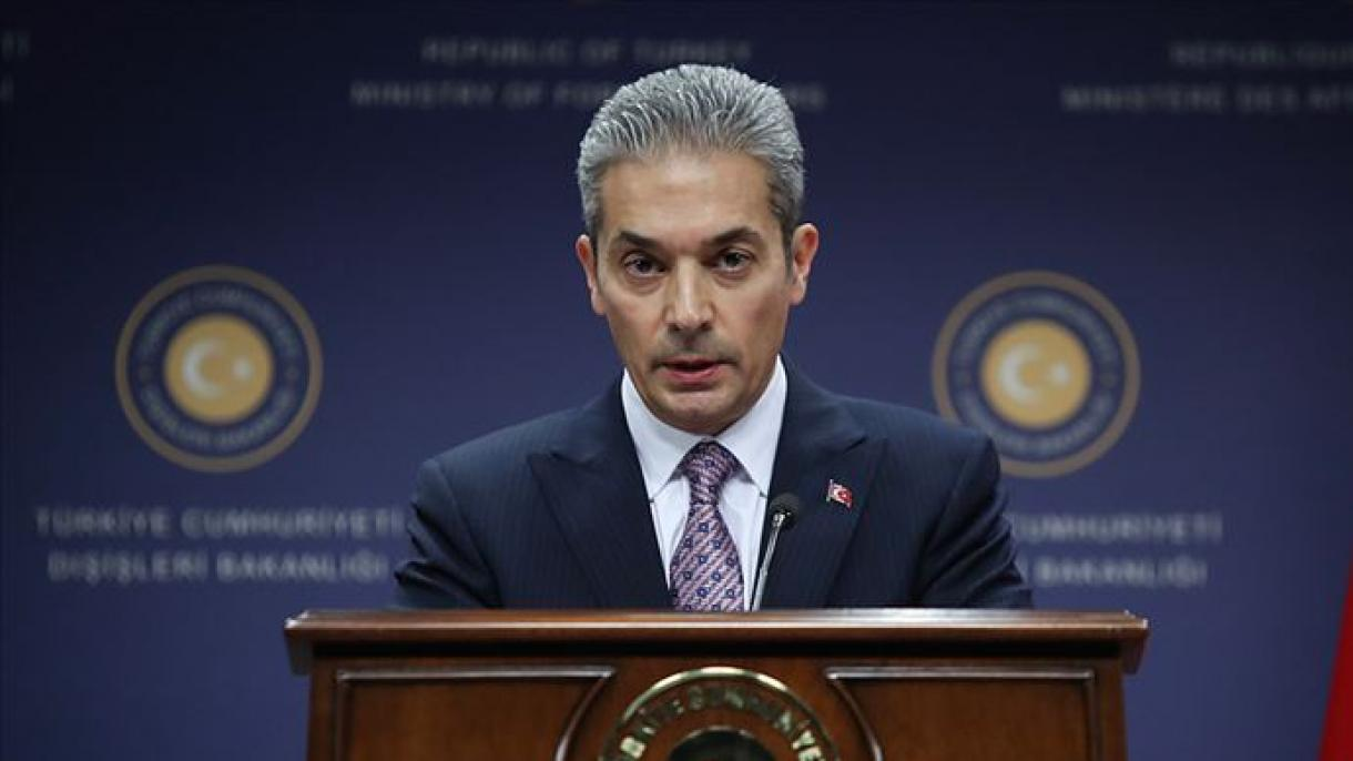 Turkey rejects European Parliament Resolution on Varosha situation