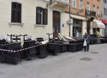 Croatia: Entrepreneurs in catering industry on the ropes following new COVID-19 measures