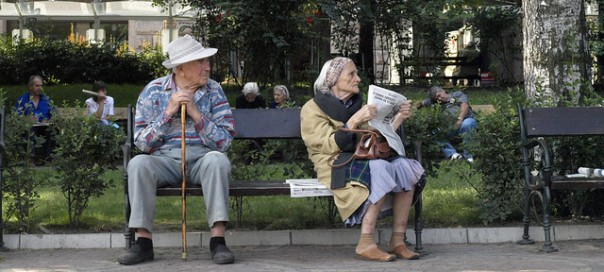 Cyprus: Despite a 1.4% increase, population is still ageing