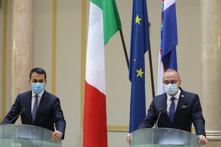 Croatia, Italy agree on EEZ demarcation in the Adriatic