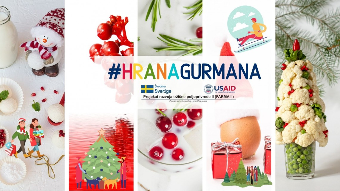 """BiH: """"Food for Gourmets"""" campaign relaunched"""