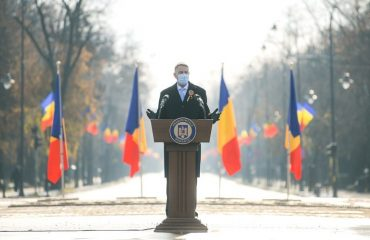 Romania: Modest celebrations for the 102nd Anniversary of the Union of the Three Principalities