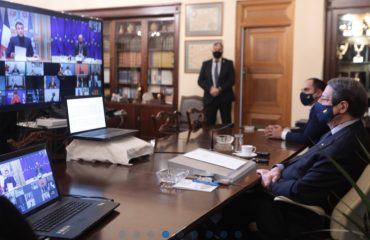 Cyprus: Anastasiades attends video conference in support of Lebanese people