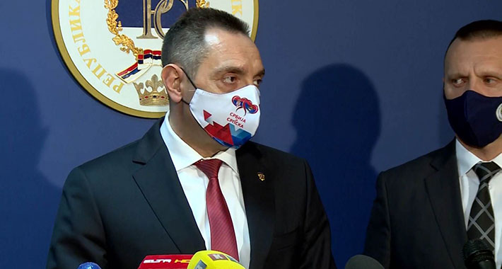 BiH: Serbia and Republika Srpska Interior Ministers hold meeting in Banja Luka