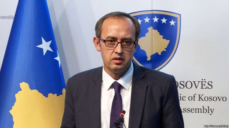 Kosovo: Hoti announces meeting of political parties to discuss election of new President