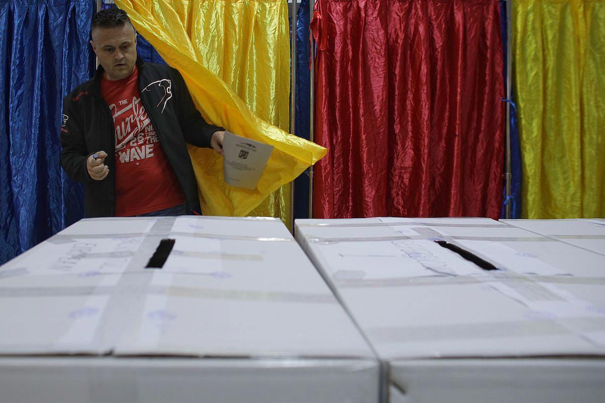 Romania: Polls open for Romanians abroad